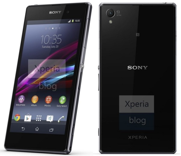 Sony Xperia Z1 und Xperia Z Ultra bekommen Android 4.3 Update
