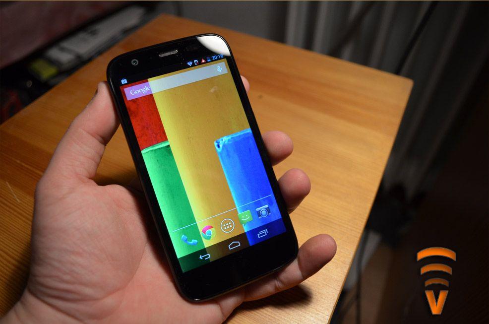 Motorola Moto G: Android 4.4.2 Kitkat ist da, für Deutschland sehr bald