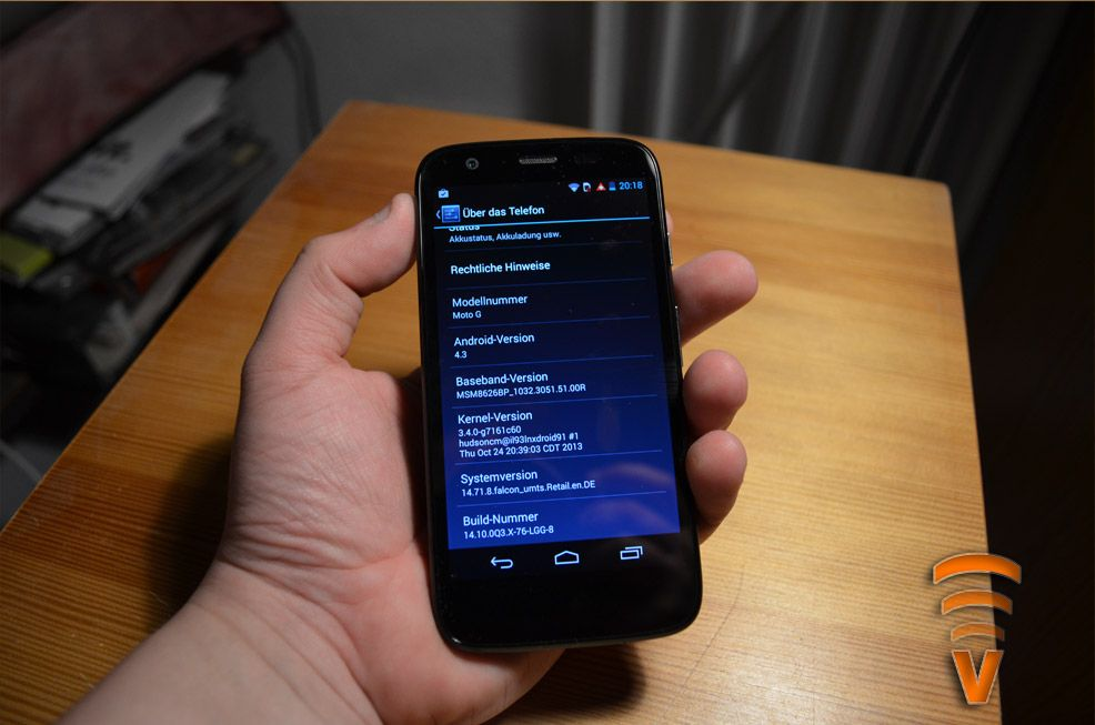 Motorola Moto G angetestet und überrascht