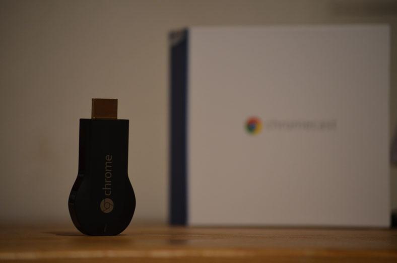 Google Chromecast bekommt Update build 16664