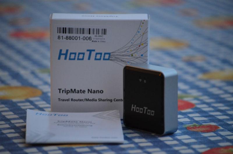 hootoo tripmate nano 3