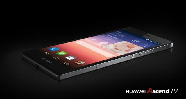 Huawei Ascend P7 offiziell vorgestellt – MircroSD-Kartenslot kann für zweite SIM genutzt werden