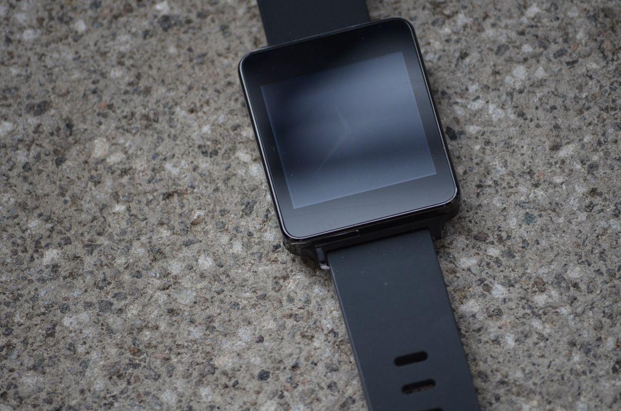 LG G Watch derzeit im Play Store für nur 99 Euro erhältlich