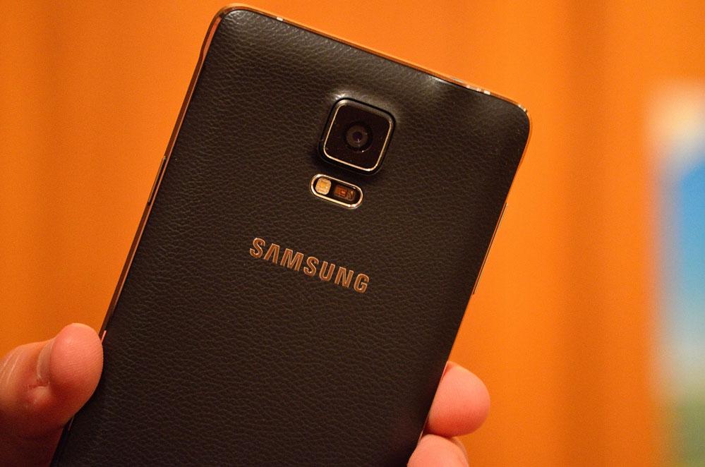 Samsung Galaxy Note 4: 100 Euro Cashback Aktion ab 9. Januar