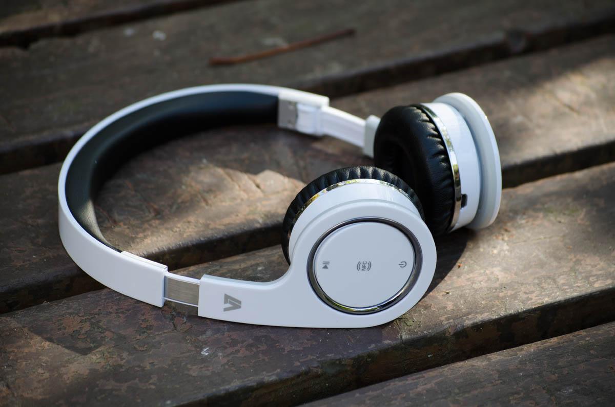 V7 Bluetooth Headset HS6000 mit NFC im Test