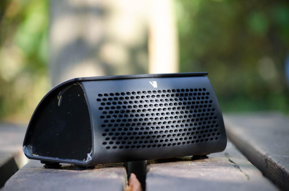 V7 Retro-Lautsprecher SP6000 – Mobiler Lautsprecher mit Powerbank im Test
