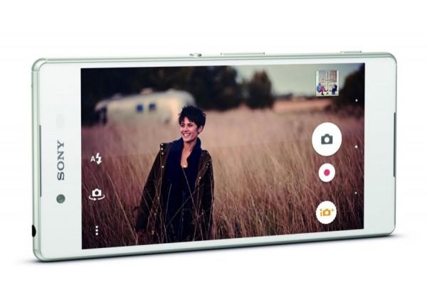 Sony Xperia Z3 Plus scheint Zugriff auf Camera2 API zu haben