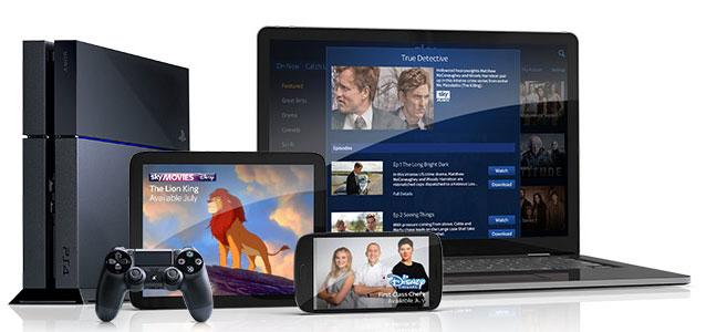 Sky Go Extra: Offline-Modus und auf 2 Geräten gleichzeitig