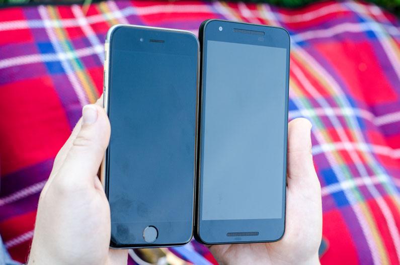 LG Nexus 5X im Test 10
