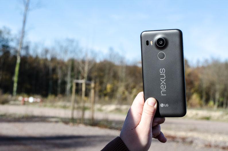 LG Nexus 5X im Test 14