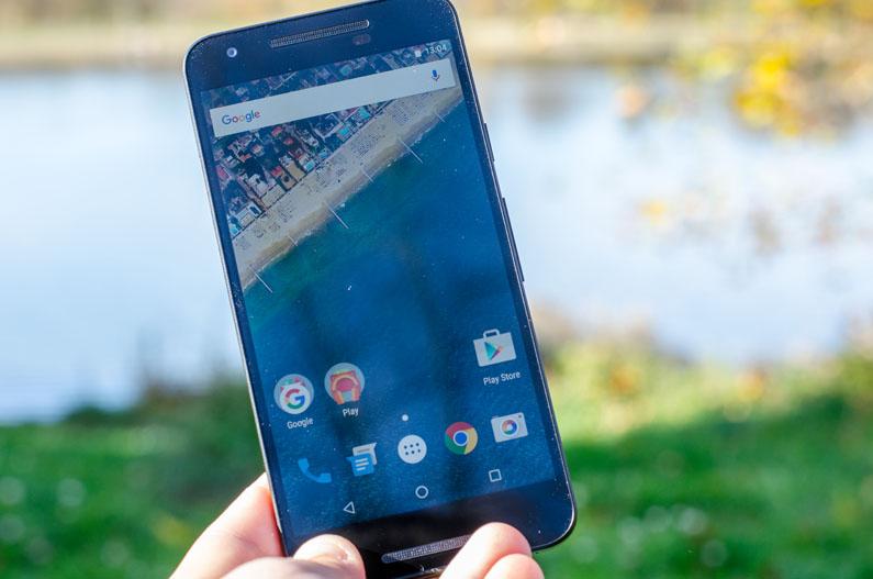 LG Nexus 5X im Test 6