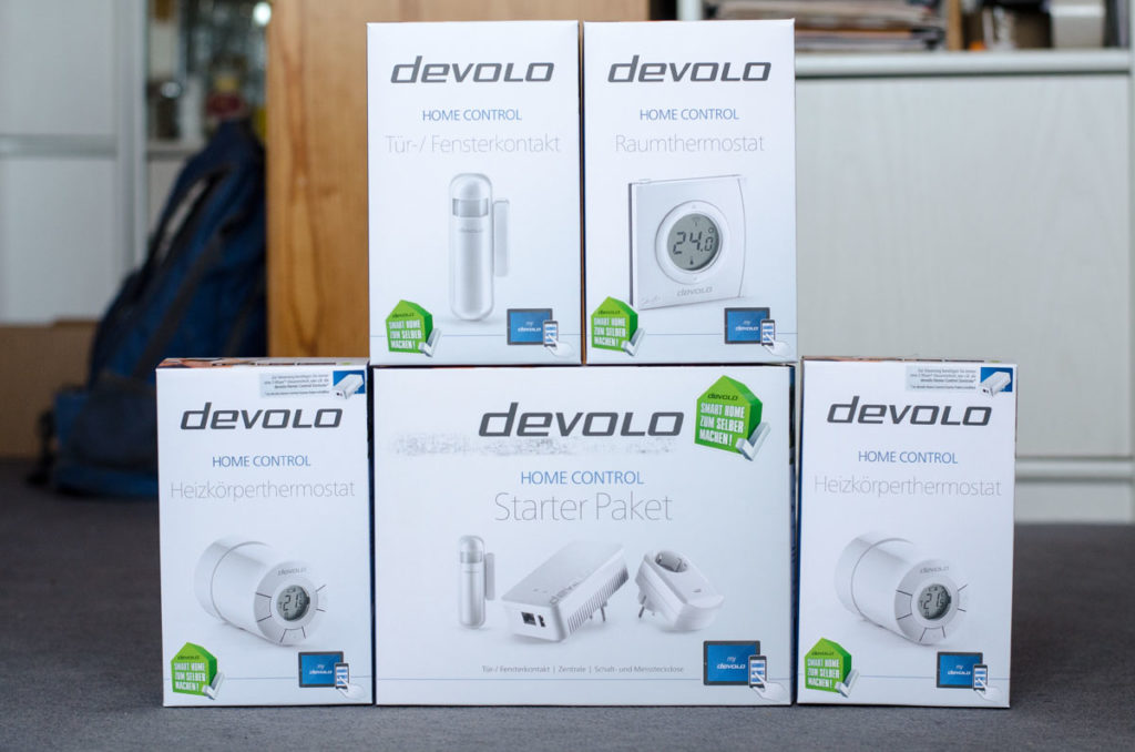 Devolo Home Control Smart Home im Test