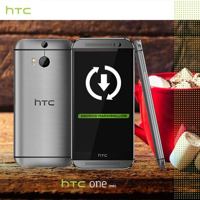 HTC One M8 bekommt Android 6.0 Marshmallow Update – noch vor dem One M9 (6.12.111.4)