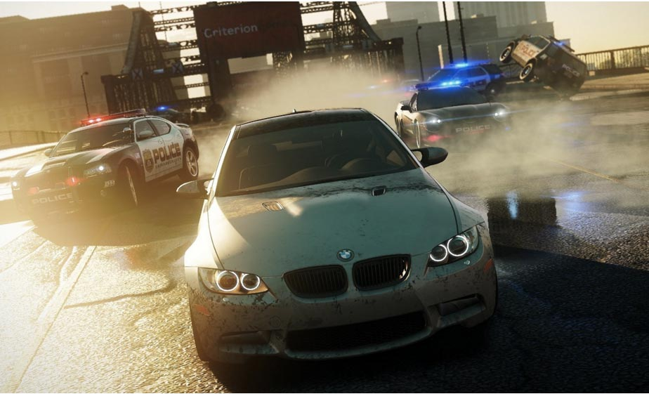 "Need for Speed: Most Wanted (2012) Gratis in EA Aktion ""Aufs Haus"""