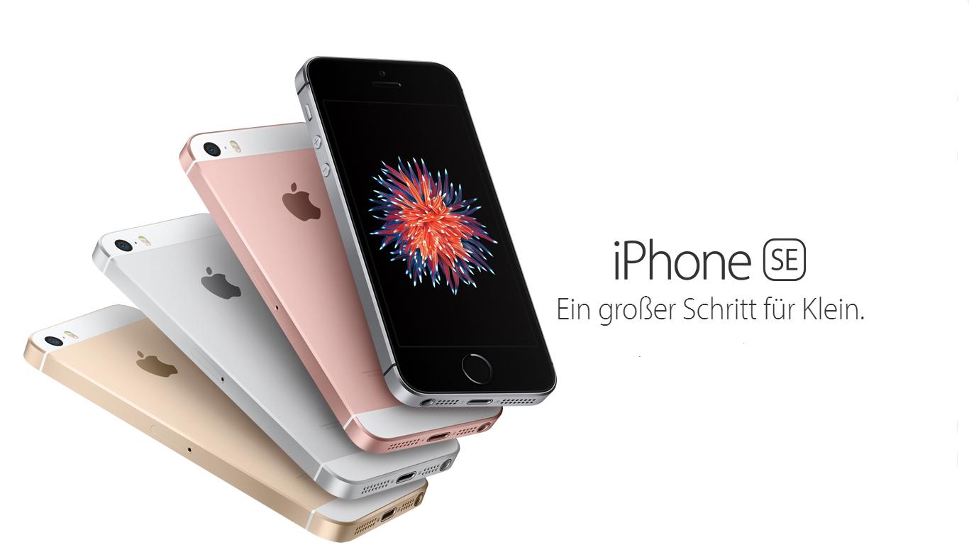 """iPhone SE: Das ist die """"Special Edition"""" – Vorbestellung möglich"""