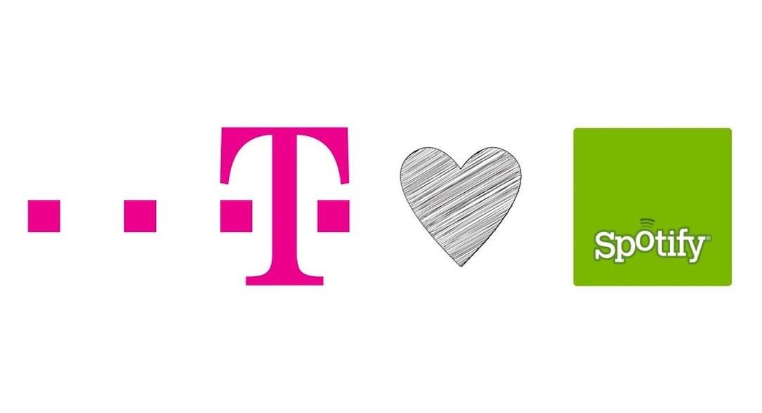 Telekom: Spotify frisst Datenvolumen – Lösung in Sicht
