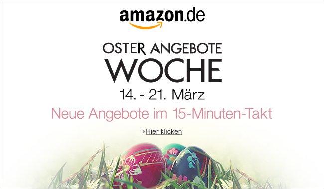 Amazon Oster-Angebote: 20 Euro Sofortrabatt auf Warehouse Deals