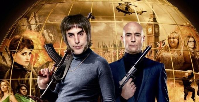 """Sacha Baron Cohen: """"Der Spion und sein Bruder"""" im """"Jony Ive Stil"""" mit Borat und Ali G verglichen"""