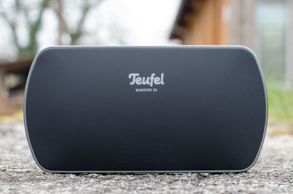Teufel Bamster XS Review - 5