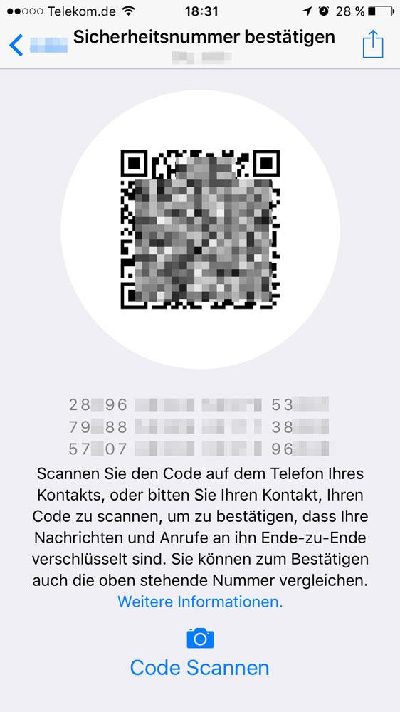 Whatsapp ende zu ende verschluesselung 3