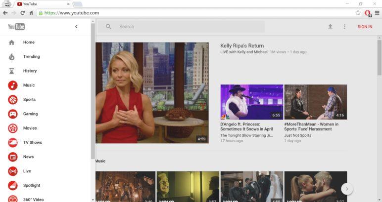 Youtube-Webversion bekommt Material Design – so aktiviert ihr es jetzt schon