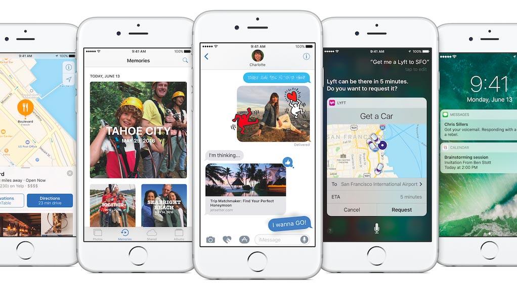 iOS 10 erlaubt Deinstallation vorinstallierter Apps