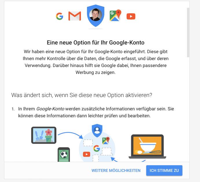 Google Ads Personalization: Bestimme jetzt selbst, was für Werbung du gerne sehen möchtest