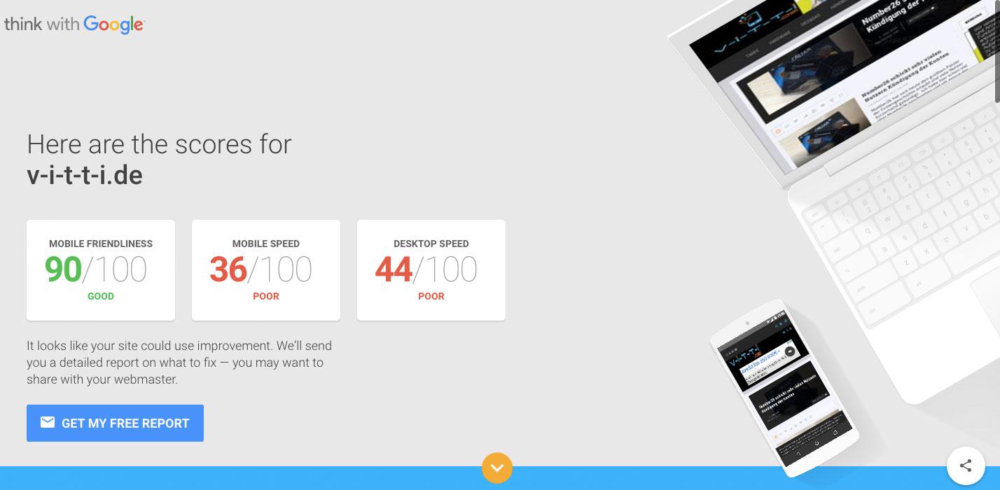 Mobile Website Speed Testing Tool: Ist deine Seite für mobile Geräte optimiert?