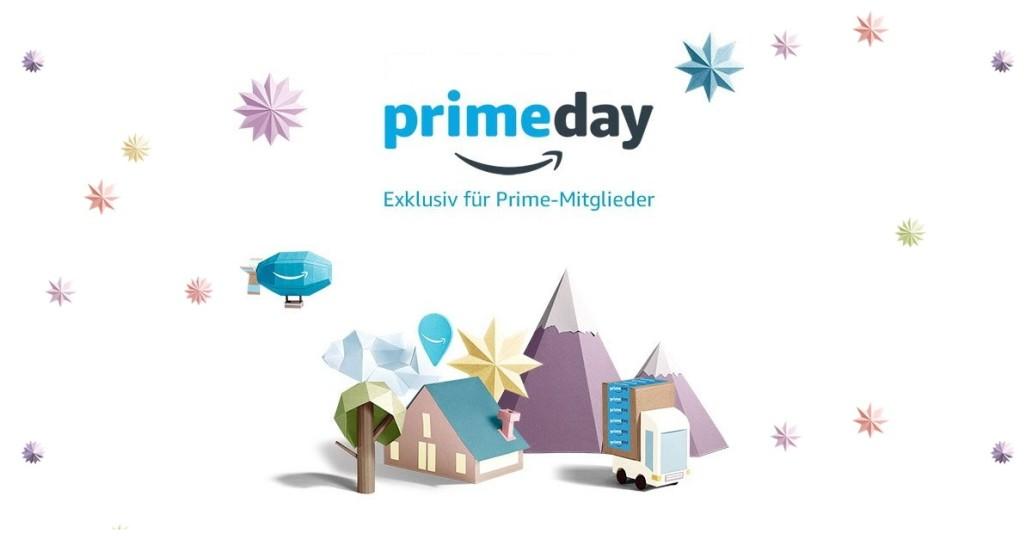 Amazon Prime Day mit über 100.000 Angeboten sowie 20 Prozent auf Warehouse Deals