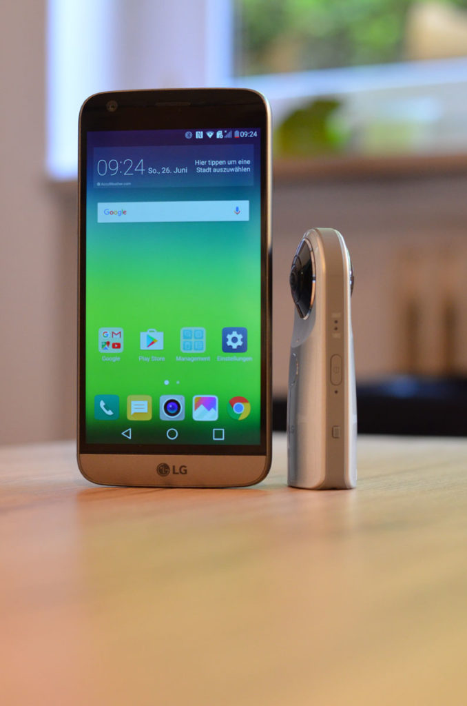 LGG5 LG360Cam im Test Review - 30