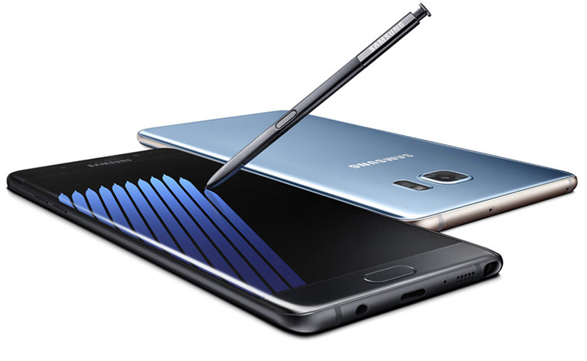 Samsung Galaxy Note 7: Austausch direkt an der Haustüre