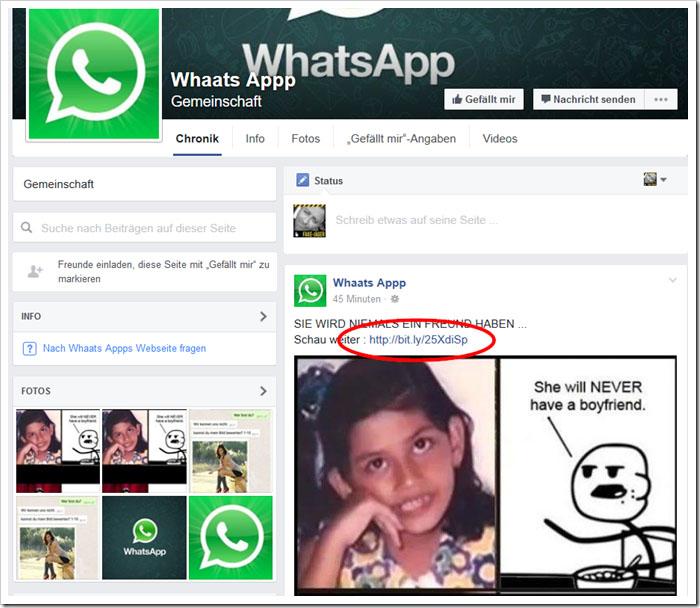 Achtung: Dubiose Whatsapp-Likes auf Facebook – So wirst Du sie einfach los