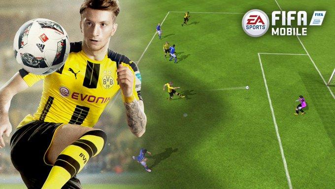 FIFA Mobile Fussball – Das FIFA 17 fürs Smartphone ist da