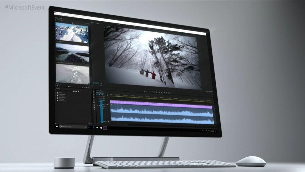 Microsoft Surface Studio: Optisch eine Augenweide