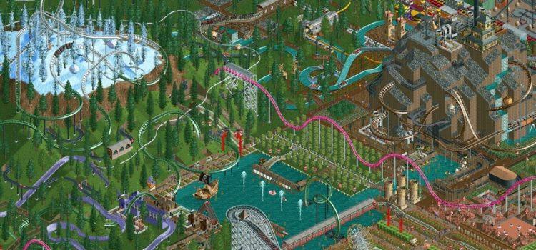 RollerCoaster Tycoon Classic kostet für Windows und Mac satte 20 Euro