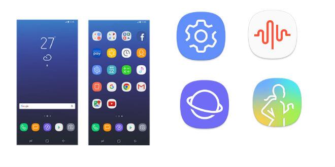 Galaxy S8: Goldene Farbe sowie erste Screenshots zeigen sich
