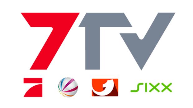 7TV – Ab Sofort kostenloses Live-TV-Streaming für alle Sender der Pro7Sat1-Gruppe